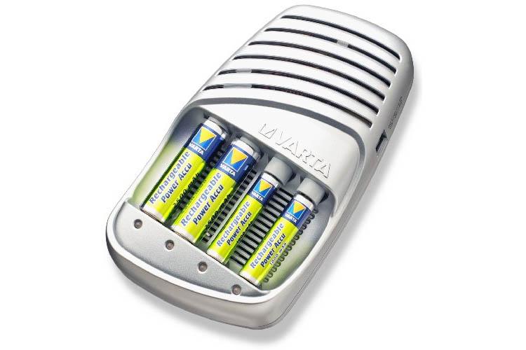 snel lader oplaadbare batrijen